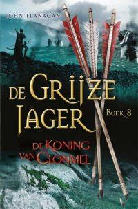 De Grijze Jager 8 - De koning van Clonmel 9789025746919