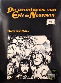 6 Storm over China Avonturen van Eric de Noorman 9789070106560