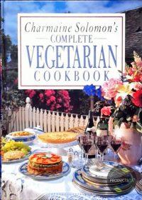 Charmaine Solomon's Complete Vegetarian Cookbook 9780207169151