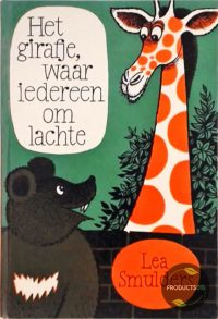 Het girafje, waar iedereen om lachte 7423644775777