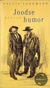 Joodse humor 9789055015344