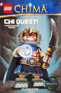 Lego Legends of Chima #3 9781629910765