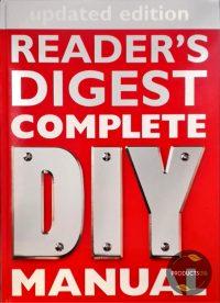 """""""Reader's Digest"""" Complete Diy Manual 9780276428043"""