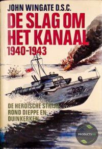 Slag om het kanaal 9789060457900