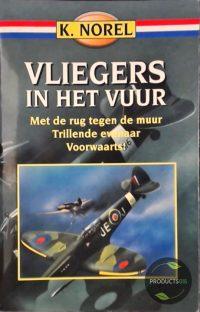 Vliegers In Het Vuur 9789000033133