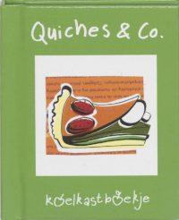 Quiches & co 9789058975041