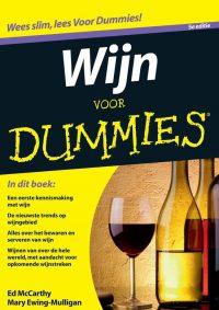Wijn voor Dummies 9789043026666