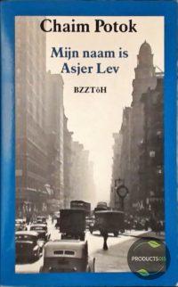 Mijn Naam Is Asjer Lev 9789062911745